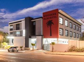 Windhoek Palm Hotel
