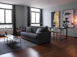 Smartflats Premium - High Street, vakantiewoning in Brussel