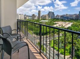 Palms Waikiki - Suite 1110