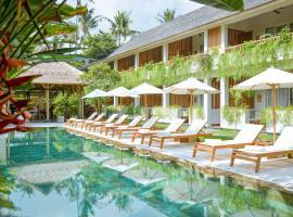 The Open House Jimbaran Bali