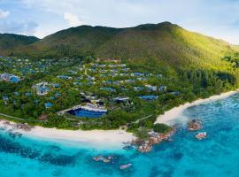 Raffles Seychelles, отель в Баи-Сейнт-Энн