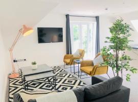 Opulent Luxe Large Penthouse Loft