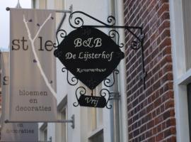 B & B De Lijsterhof, B&B in Domburg