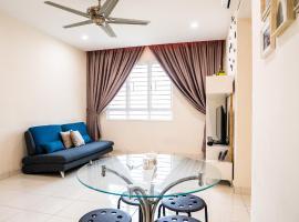 'A'ffordable Spacius Apartment@Penang