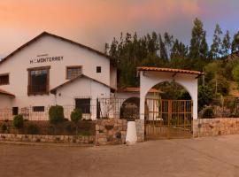 Real Hotel Monterrey, hotel in Huaraz
