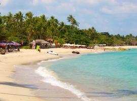 蘇梅島海灘別墅酒店