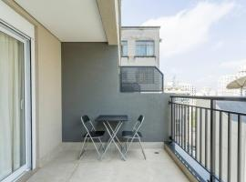APM 1203 Nice studio with balcony in downtown