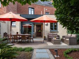 Stadshuisje 36, family hotel in Hasselt