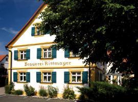 Landgasthof Hotel Rittmayer