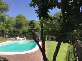 Vivienda rural La Maquila Grazalema-Cádiz