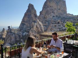 Zen Cappadocia, מלון באוצ'יסר