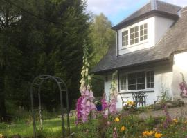 Peaceful retreat in The Trossachs, ideal for exploring the National Park.