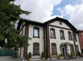 Penzion na Cihelní