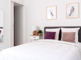Studio calme, lumineux, WIFI, 1.5 Km du front de mer, hotel in Saint-Nazaire