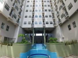 Apartemen grand asia afrika