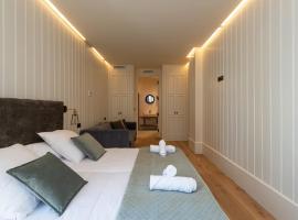 Bilbao Metropolitan Apartments by urban hosts