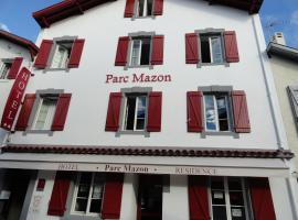 Hôtel Parc Mazon-Biarritz