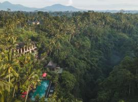 Chapung Sebali, resort en Ubud