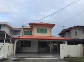SINGA ANGSA HOUSE