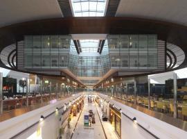Dubai International Terminal Hotel, hotel near XVA Gallery Dubai, Dubai