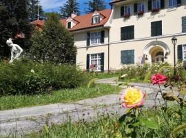 Apartment Oranžno Poletje Vila Golf, Hotel in Rogaška Slatina