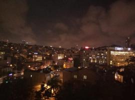 taksim terrace yasar hostel