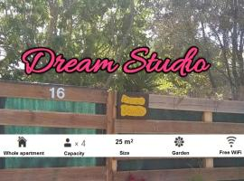 Dream Studio near Athens Airport