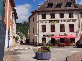 Hôtel Le Lacuzon