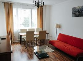 Peaceful 3 Room Apartment in the center of Berlin