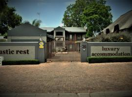 Rustic Rest Luxury Accommodation
