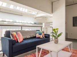 Spacious + Modern 2BR Apt in North Oakland w/ Loft