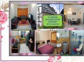 KZ Holiday Apartment Cameron Highlands