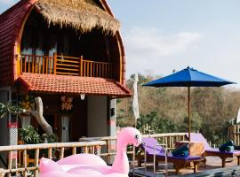 Sentulan Garden, hotel near Seganing Waterfall, Nusa Penida