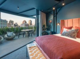 Cartel House Hotel on Loop, hotel in Kaapstad
