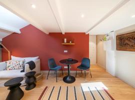 Studio immeuble classé