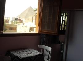 Guest House pyramids