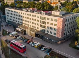 Liva Hotel, viešbutis Liepojoje
