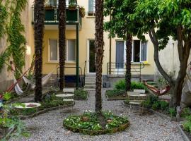 Ostello Bello Lake Como, accessible hotel in Como