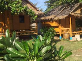 Koh Phaluai beach cottage