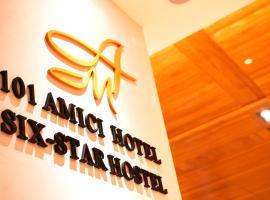 Amici hotel Six Star Hostel