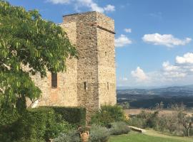 TORRE Medievale in Borgo del 1100 (UMBRIA)