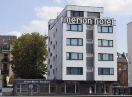 Hotel Merian, hotel near Cologne Central Station, Cologne