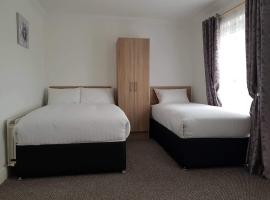 New room with free minibar&tea&coffee