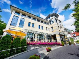 Hotel Haffner, hotel with pools in Sopot