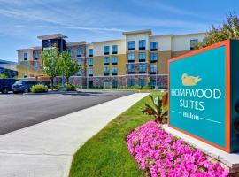 Homewood Suites By Hilton Poughkeepsie, hotel with pools in Poughkeepsie