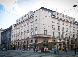 Hotel Palác Elektra, hotel in Ostrava