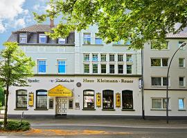 Hotel Haus Kleimann-Reuer