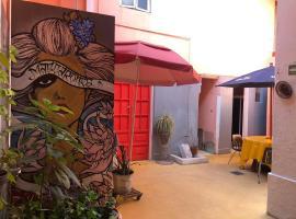Maska Mansion Gdl, Hosting and Yoga