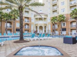 1 Bedroom Apt 5min walking distance to Universal with amazing View 705S