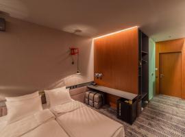 Дизайн отель Road
